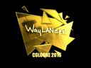 wayLander (Gold) | Köln 2016