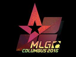 Astralis+%28Holo%29+%7C+MLG+Columbus+2016
