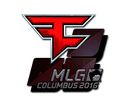 Sticker: FaZe Clan (Foil) | MLG Columbus 2016