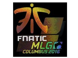 Fnatic+%28Holo%29+%7C+MLG+Columbus+2016