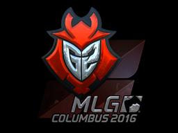 G2+Esports+%28Foil%29+%7C+MLG+Columbus+2016