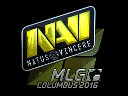 Natus+Vincere+%28Foil%29+%7C+MLG+Columbus+2016