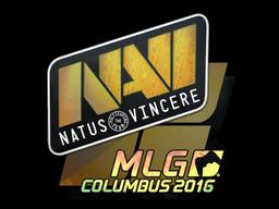 Natus+Vincere+%28Holo%29+%7C+MLG+Columbus+2016