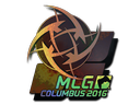 Ninjas in Pyjamas (Holo) | MLG Columbus 2016