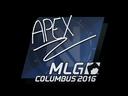 apEX | MLG Columbus 2016