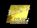 bondik (Gold) | MLG Columbus 2016