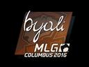 byali | MLG Columbus 2016