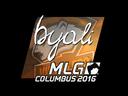 byali (Foil) | MLG Columbus 2016