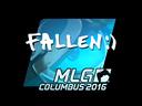 FalleN (Foil)   MLG Columbus 2016