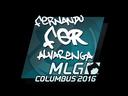 fer | MLG Columbus 2016
