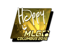 Happy (Gold) | MLG Columbus 2016