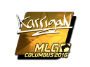 karrigan (Gold) | MLG Columbus 2016