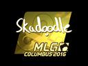 Skadoodle (Gold) | MLG Columbus 2016