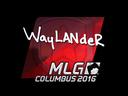 wayLander (Foil) | MLG Columbus 2016