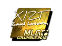 Xizt (Gold) | MLG Columbus 2016