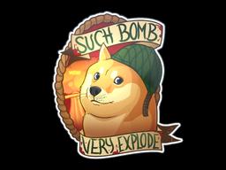 Bomb+Doge