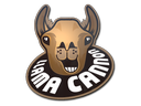 Llama Cannon