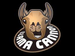 Llama+Cannon