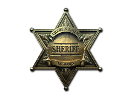 New+Sheriff+%28Foil%29