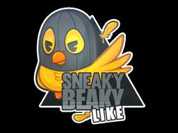Sneaky+Beaky+Like