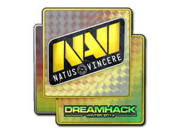 Natus+Vincere+%28Holo%29+%7C+DreamHack+2014