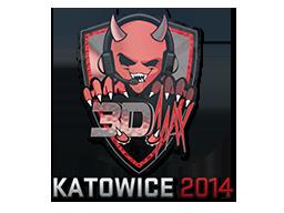 3DMAX+%28Holo%29+%7C+Katowice+2014