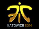 Sticker | Fnatic (Foil) | Katowice 2014