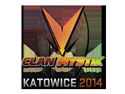 Clan-Mystik+%28Holo%29+%7C+Katowice+2014