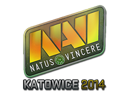 Natus+Vincere+%28Holo%29+%7C+Katowice+2014
