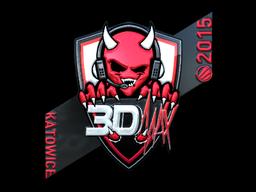 3DMAX+%28Foil%29+%7C+Katowice+2015
