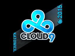 Cloud9+G2A+%28Foil%29+%7C+Katowice+2015
