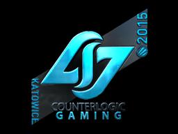 Counter+Logic+Gaming+%28Foil%29+%7C+Katowice+2015