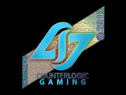 Counter+Logic+Gaming+%28Holo%29+%7C+Katowice+2015