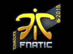 Fnatic+%28Foil%29+%7C+Katowice+2015