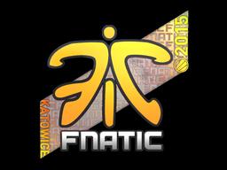 Fnatic+%28Holo%29+%7C+Katowice+2015