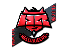 HellRaisers+%28Foil%29+%7C+Katowice+2015