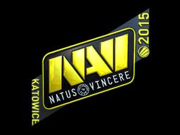 Natus+Vincere+%28Foil%29+%7C+Katowice+2015