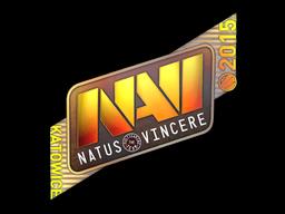 Natus+Vincere+%28Holo%29+%7C+Katowice+2015