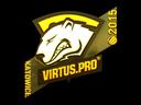 Virtus.pro (Gold) | Katowice 2015