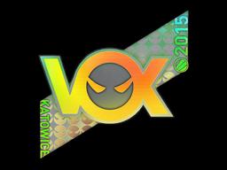 Vox+Eminor+%28Holo%29+%7C+Katowice+2015