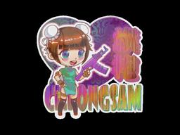 Cheongsam+%28Holo%29