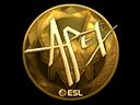 apEX (Gold) | Katowice 2019