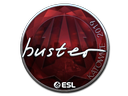buster (Foil) | Katowice 2019