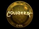 coldzera (Gold) | Katowice 2019