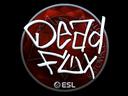 DeadFox (Foil) | Katowice 2019