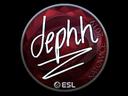 dephh (Foil) | Katowice 2019
