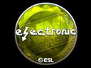 electronic (Foil) | Katowice 2019