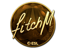 fitch (Gold) | Katowice 2019