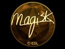 Magisk (Gold) | Katowice 2019