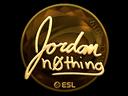 n0thing (Gold) | Katowice 2019